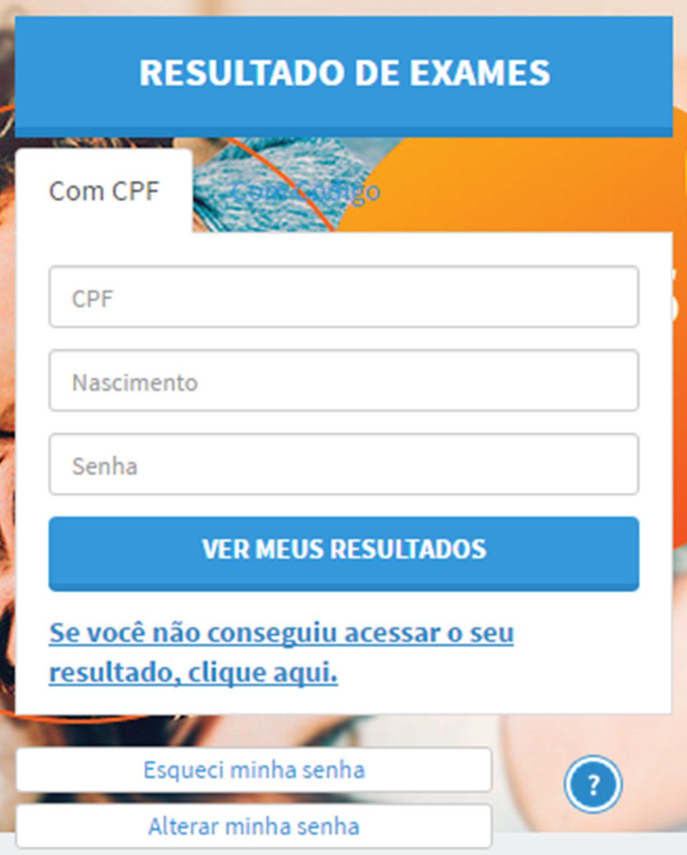 Site resultados
